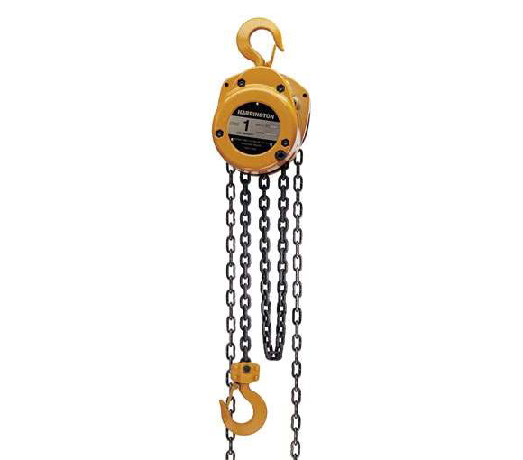 chain and hoist