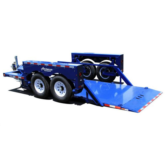 Level Lowering Trailer