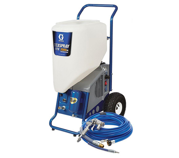 painting equipment to rent