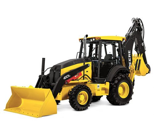 Backhoes & Attachments