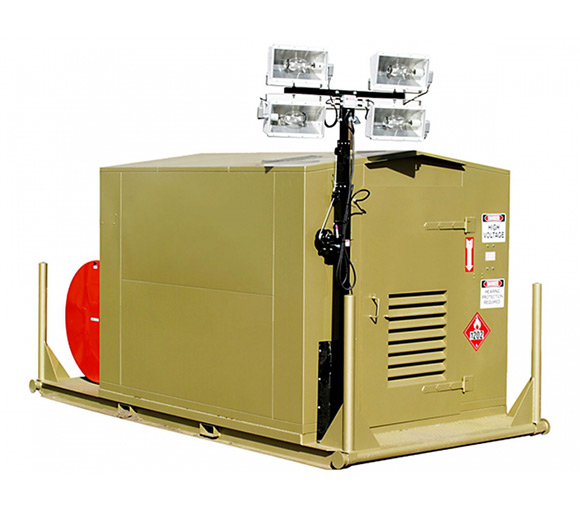 Skid Mounted Generators