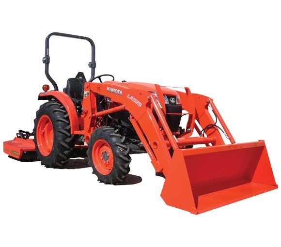 tractor rentals